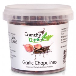 Garlic Grasshoppers - 55g