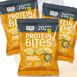 Chicken Protein Crisps - 6 Bags