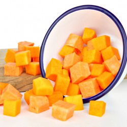 Diced Butternut Squash & Sweet Potato