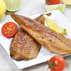 2 x Fresh Smoked Mackerel - 250g