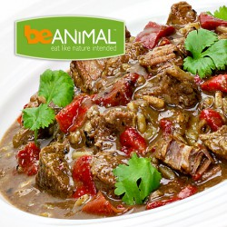 Oriental Beef With Rice - +31g Protein