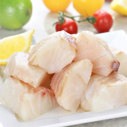 Atlantic Cod Loin Chunks - 1kg