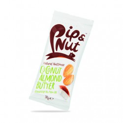 Coconut Almond Butter Sachets - 4 Pack