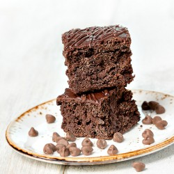 2 x Protein Brownies - Chocolate (GF)