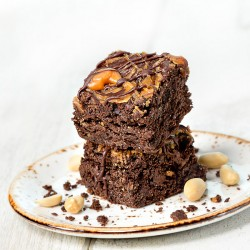 2 x Protein Brownies - Peanut Butter (GF)