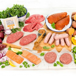 Muscle Food Try Us Selection