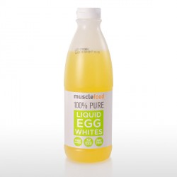 Free Range Liquid Egg Whites - 1 Litre Bottle