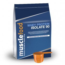 Whey Protein Isolate 90 (Molkeneiweißisolat)
