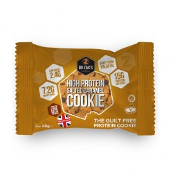 Dr Zaks Salted Caramel High Protein Cookie