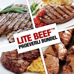 Lite Beef™ proeverij box – 10 porties.