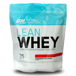 Optimum Nutrition Lean Whey - 930g - Strawberry