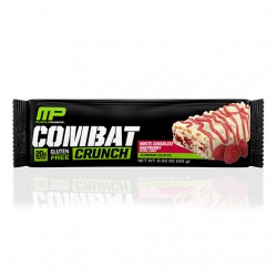 White Choc Raspberry Combat Crunch