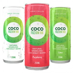 Coco Fuzion 100 - Carbonated 6 Pack
