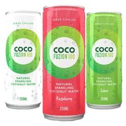 Coco Fuzion 100 - Carbonated 6 Pack