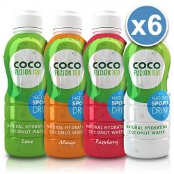 6 x Coco Fuzion 100 - Still