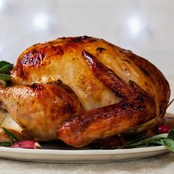 Luxury Whole Fresh Turkey Hen - 3-3.4kg