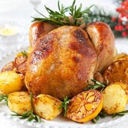 Luxury Whole Fresh Turkey Hen - 4-4.5kg