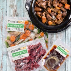 Mongolian Beef Slow Cooker Meal Kit