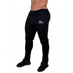 Pursue Fitness Tapered Joggers - Black