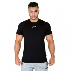 Pursue Fitness Icon T-Shirt - Black
