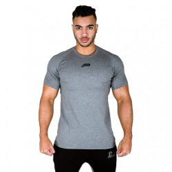 Pursue Fitness Icon T-Shirt - Melange