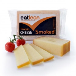 Eatlean High Protein Smoked Cheese - 350g