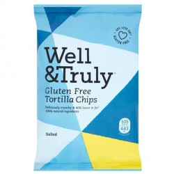 Well&Truly - Reduced Fat Tortilla Chips