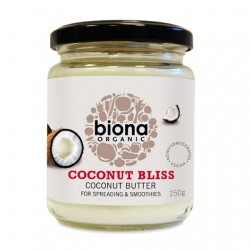 Biona Coconut Bliss - Coconut Butter 250g