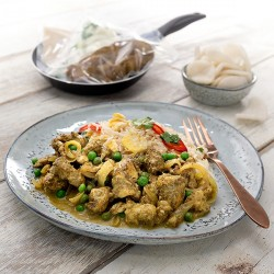 Chinese Style Chicken Curry Meal Kit