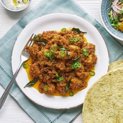 [MOCK] Veganes Hähnchen Jeera Curry - 350 g