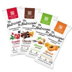 Healthspan Protein and Vitamin Bars - 75g