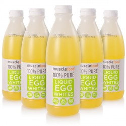 Free Range Long Life Liquid Egg Whites - 6 x 1L