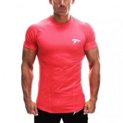 Physiq Genesis Shirt - Ultra Coral