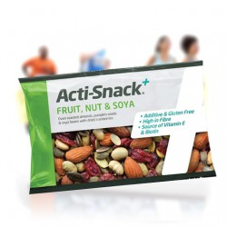 Fruit, Nut and Soya Mix - 40g Pack
