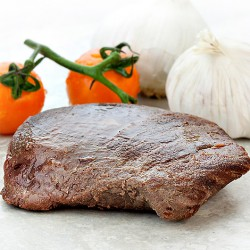 2 x 110 g Straußenfilet-Steak