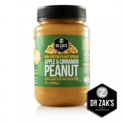 Apple & Cinnamon Peanut Butter - 450g