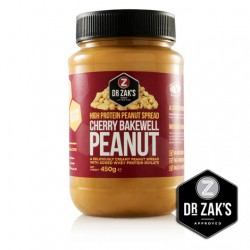 Cherry Bakewell Protein Peanut Butter