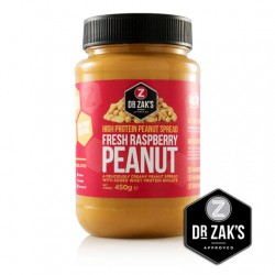 Raspberry High Protein Peanut Butter - 450g
