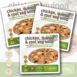 Chicken, Quinoa & Veg Soup - 6 Meals