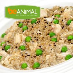 Chicken & Leek with Quinoa