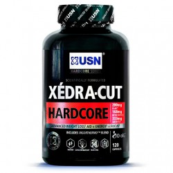 USN Xédra-Cut Hardcore - 120 Caps