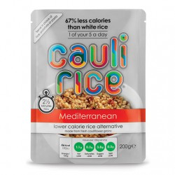 Mediterranean Cauli Rice - Low Carb