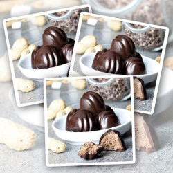 Protein Peanut Butter Pralines - 3 Pack