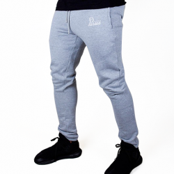 Pursue Fitness Tapered Joggers - Grey
