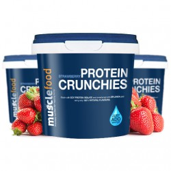 Strawberry Protein Cereal Pot - 10 x 65g