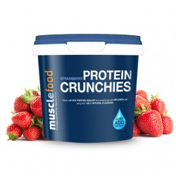 Strawberry Protein Cereal Pot - 65g