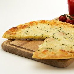 Gluten Free Protein Cheesy Garlic Bread