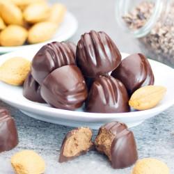 Protein Almond Butter Pralines