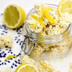 Whey Protein White Choc Lemon Clusters