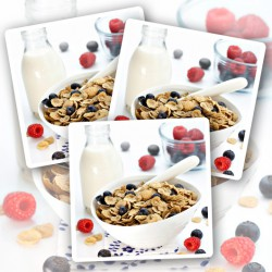 High Protein Crunchies Cereal - 3 Pack